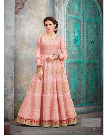 Salwar Anarkali Rose Bella
